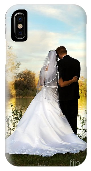 Wedding Couple IPhone Case
