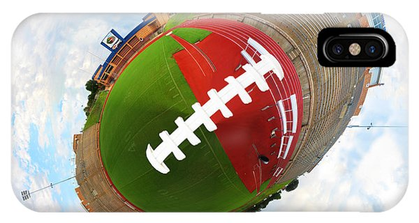 Aggie iPhone Case - Wee Football by Nikki Marie Smith