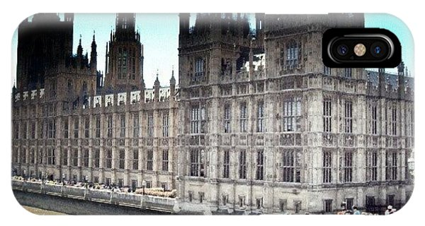 London2012 iPhone Case - Westminster, London 2012 | #london by Abdelrahman Alawwad