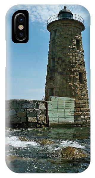 Whaleback Light IPhone Case