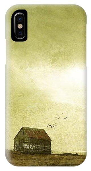 Whimsical Reykjavik IPhone Case