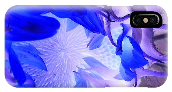 Whisper Blues IPhone Case