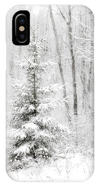 Whispers The Snow IPhone Case