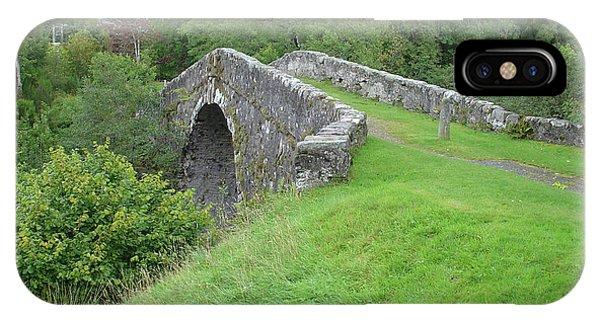 White Bridge Scotland IPhone Case