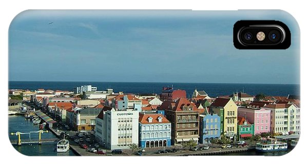 Willemstad Curacao IPhone Case