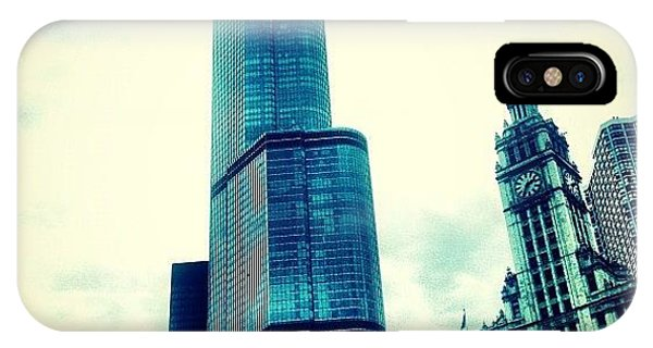Superhero iPhone Case - Willis Tower In #chicago by The Fun Enthusiast