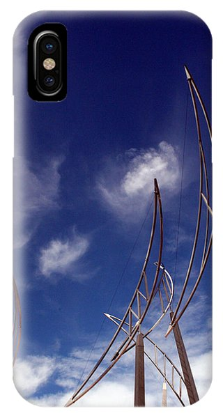 Wind Bows Phone Case by Robert  Stephenson