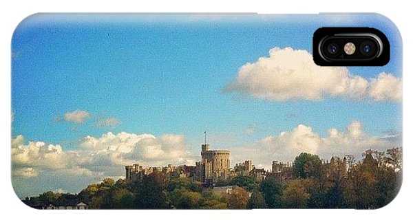 Fantasy iPhone Case - Windsor by Samuel Gunnell