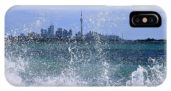 Windy Shores IPhone Case