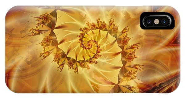 Within The Sun IPhone Case
