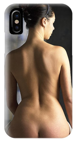 Woman's Back Phone Case by Tony Mcconnell