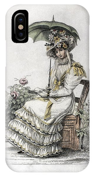 Rosebush iPhone Case - Womens Fashion, 1826 by Granger