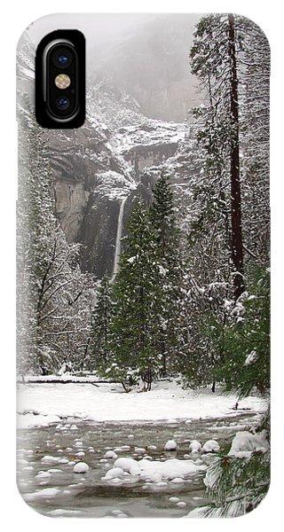Wonderland Yosemite IPhone Case