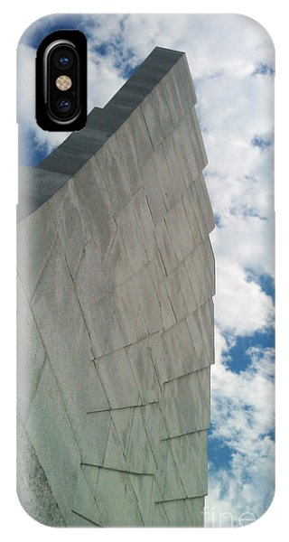 Wright Brothers Memorial IPhone Case