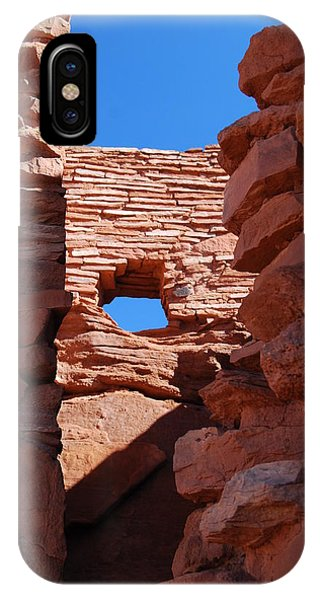 Wupatki Walls And Windows IPhone Case