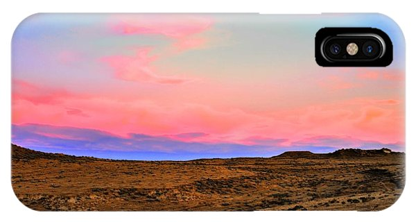 Wyoming Lights IPhone Case