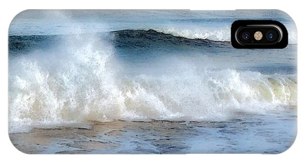Zen Wave IPhone Case