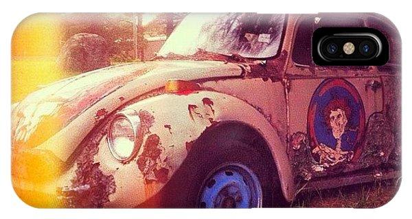 Volkswagen iPhone Case - #zombiecar #vw #volkswagen #bug by Donny Bajohr