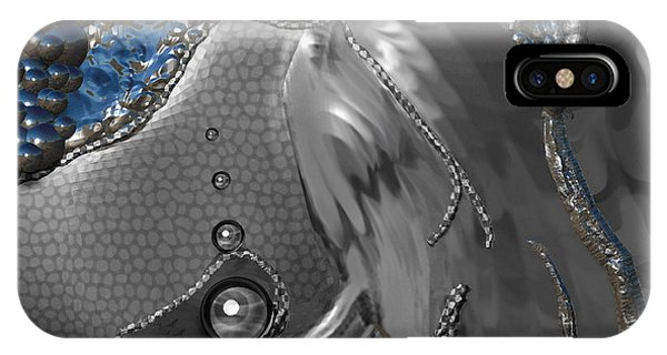 ' Fish Out Of Water ' IPhone Case