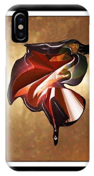 ' Spanish Dancer ' IPhone Case
