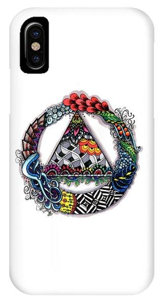 -164- IPhone Case