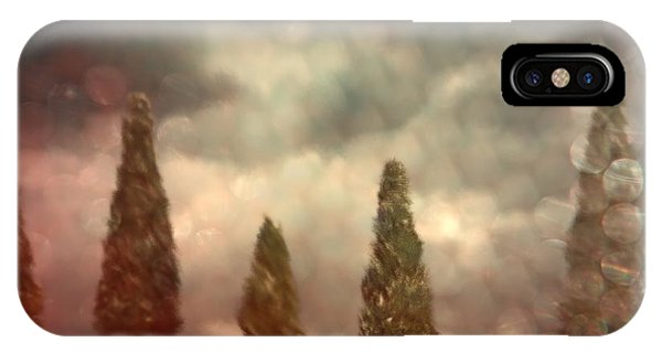 5 Pine IPhone Case
