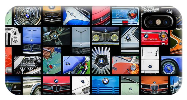 IPhone Case featuring the photograph  Bmw Art -01 by Jill Reger
