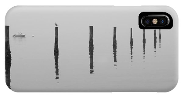 Fog And Reflections IPhone Case