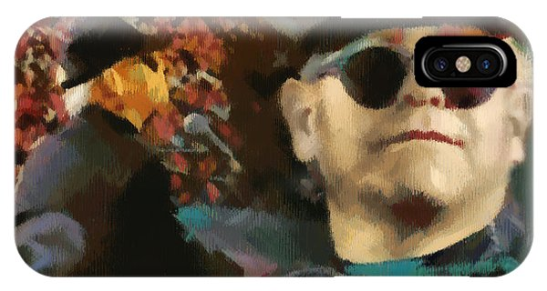 Elton John IPhone Case