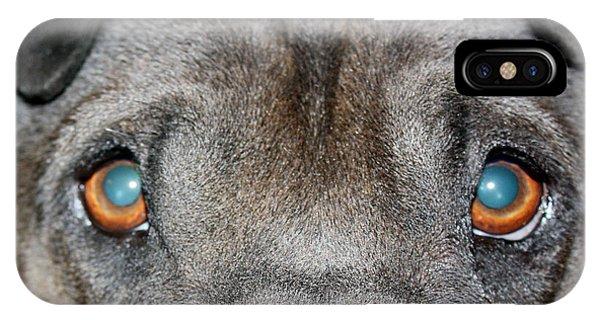 Gandalfs Eyes IPhone Case