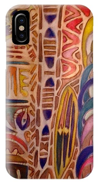 Voodoo iPhone Case -  Hawaii Five 0 by Bev Gill