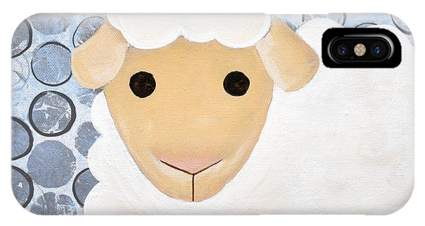 The Blessing Of The Lamb IPhone Case
