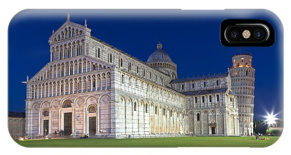 Night In Pisa IPhone Case