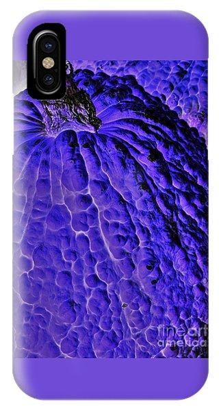 Purple Pumpkin By Jasna Gopic  IPhone Case