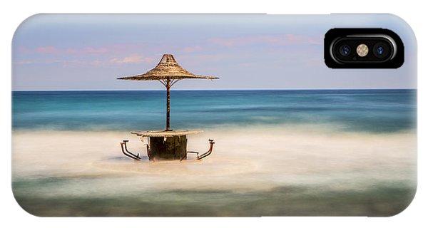 Seaside Bar IPhone Case