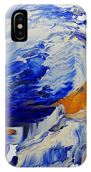 Soundwaves IPhone Case
