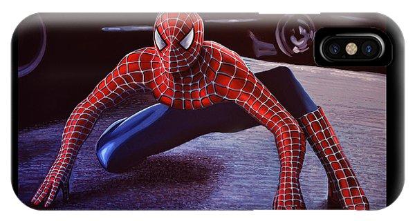 Spiderman 2  IPhone Case