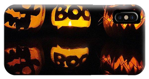 Texas Halloween - No. 2015 IPhone Case