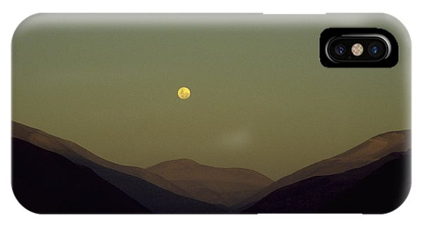 The Andes Mood IPhone Case