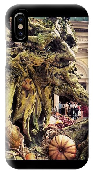 Decorative iPhone Case - #trollgarden by Raymie Jackman