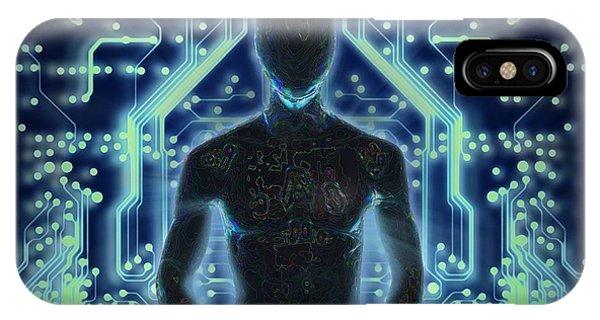 Virtual iPhone Case -  The Prophet by Francois Domain