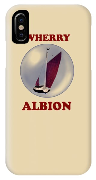 The Wherry Albion IPhone Case