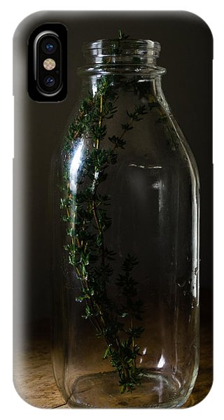 Time In A Bottle   861 IPhone Case