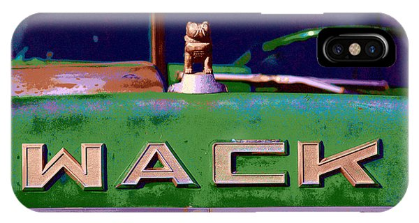Wack Truck IPhone Case