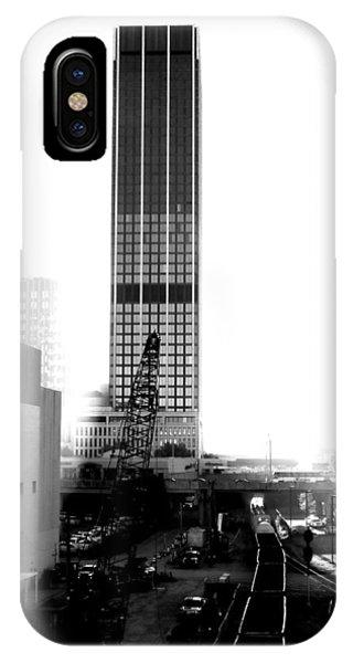 0 Mile Marta  IPhone Case