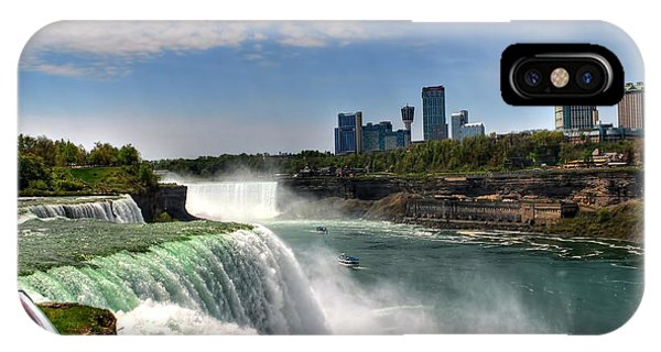 004 Niagara Falls  IPhone Case