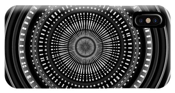 IPhone Case featuring the digital art #011020153 by Visual Artist Frank Bonilla