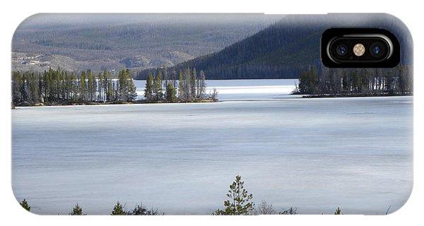 Granby Lake Rmnp IPhone Case