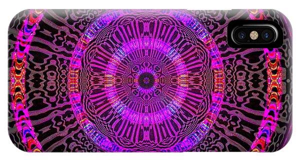 IPhone Case featuring the digital art #051702158 by Visual Artist Frank Bonilla