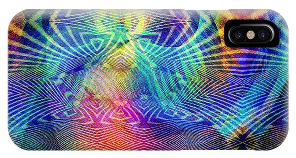 IPhone Case featuring the digital art #0619201517 by Visual Artist Frank Bonilla